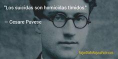 El 27 de agosto de 1950 #TalDíaComoHoy se suicidó el poeta, novelista y ensayista italiano Cesare Pavese, una de las grandes figuras literarias e intelectuales de la primera mitad del siglo XX.