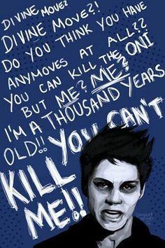 Evil Stiles - Teen Wolf