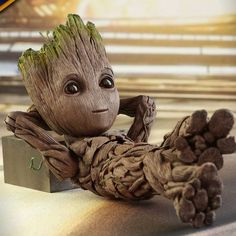 "10.9k Likes, 141 Comments - DC & Marvel Fans! (@dc_marvel_fans) on Instagram: ""Comment below your favorite Groot quote!! #IamGroot"""