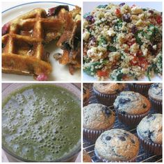 Get Your Healthy On! Resources, Links and Fave Recipes