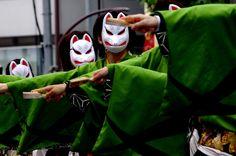 Yosakoi festival in Tokyo