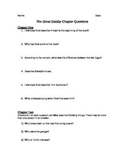 worksheets for great gatsby english teaching worksheets reading comprehension the great. Black Bedroom Furniture Sets. Home Design Ideas