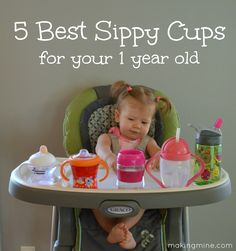 As babies get older, many things change. Crawling leads to cruising. Babbles lead to first words. And bottles lead to cups. Over the past few months, Eleanor and I have been on the search for the perfect sippy cup. At our 9 month appointment, my pediatrician recommended having Eleanor off bottles by around 1 year, …