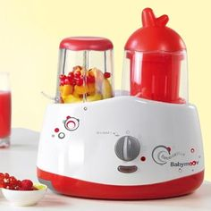 BabyMoov - BebeDelice Multi-Function Food Processor at West Coast Kids