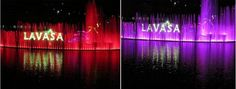 This feature of delight has been installed in Lavasa at the Dasve Dam reservoir! It has everything that a regular musical fountain show promises except, there is MORE!
