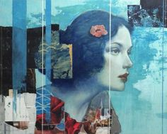 Francois Fressinier, 1968 | Figurative painter | Tutt'Art@ | Pittura * Scultura * Poesia * Musica |