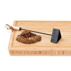 Unusual, practical & fun presents for the home & travel. Select from our wide range of unique gifts for him or her with next day UK delivery available. Bbq Steak, Unique Gifts For Him, Branding Iron, Presents For Men, Gadget Gifts, Barbecue, Trailer 2015, Projects To Try, Stamp