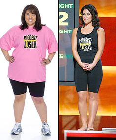Alright, so I finally have a partner for the Biggest Loser and this year is our year. I feel it...Crossing my fingers, this time next year we will be on our journey. From Fat to Fit!
