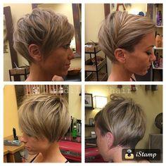 @julia_foronda new cut. Thank you friend, always a pleasure :) #hair #haircut…