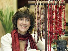 Read about Sally, the owner of Beadniks, and her travels in this article from Southside Daily!