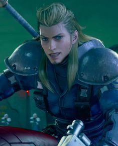 My Character, Character Design, Ff Game, Tetsuya Nomura, Final Fantasy Vii Remake, I Gen, Finals, Video Game, Crushes