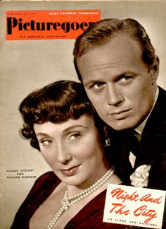 Richard Widmark - Picturegoer Magazine Archive