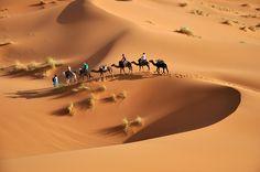 Droga do Maroka - http://nawakacjach.pl/droga-do-maroka-1748