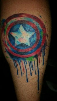 captain america tattoo designs for men and women1 (30)