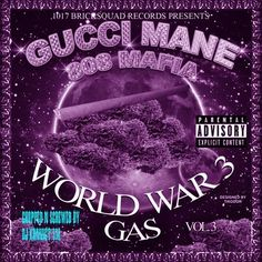 Download or stream Various Artists - Gucci Mane-World War 3 Gas Vol 3 Remix Hosted by D.j. Konvict 512 mixtape
