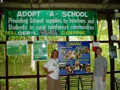 YOU can too Adopt-A School
