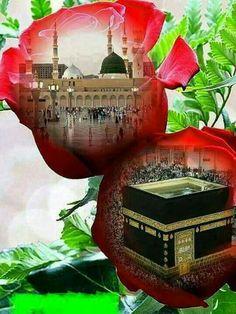 Juma Mubarak Pictures, Eid Milad Un Nabi, Masjid Al Haram, Allah Wallpaper, Islamic Images, Islam Muslim, Christmas Bulbs, Holiday Decor, Demons