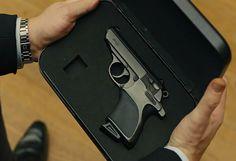 James bond pistol in Skyfall- BodyCom Technology
