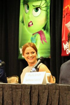 Chatting With The Cast & Filmmakers Of Disney Pixar Inside Out! ⋆ Brite and Bubbly