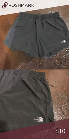 North Face running shorts Gently worn and perfect for exercising. Make reasonable offer. North Face Shorts
