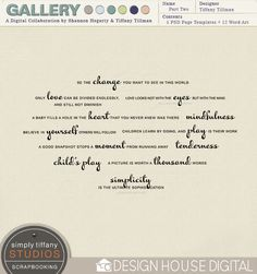Gallery Templates   Part 2