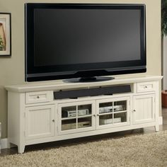 Parker House Tidewater TV Console