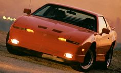 Pontiac Firebird Trans Am GTA 1987