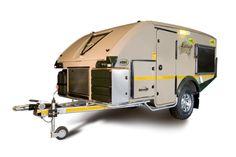 4x4 Crossover RV Trailer & Off Road Caravans for Sale, Australia - Kavango - Echo 4x4