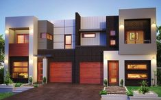 Kurmond Homes - Custom Home Builders Sydney. The design & building of your home is our passion, we strive for excellence with every home to maintain our quality home builders reputation. Contemporary Facade