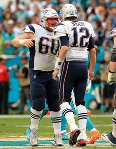 Props to David Andrews for being the better man Sunday against Miami, when Suh was acting like a sore loser, man come on n grow a set, better to hit a player straight up after the snap instead of a punk cheap shot:(