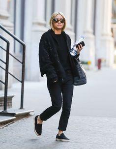 Olsen street style
