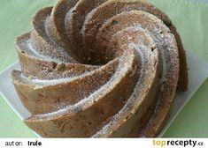 Božská bábovka recept - TopRecepty.cz Czech Recipes, Bunt Cakes, Pavlova, Ham, Food And Drink, Pudding, Sweets, Bread, Baking