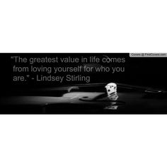 Lindsey Stirling quote