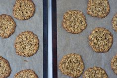 Memorial Day Whole Grain Recipes: Thinnest Oatmeal Cookies   101 Cookbooks  #memorialday #wholegrainholiday