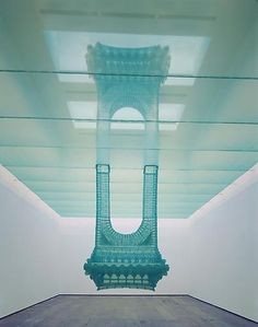 """Do Ho Suh, """"Reflection"""", by ABCLG, via Flickr"""