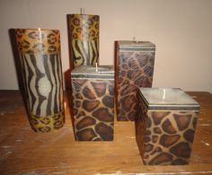 Candles by Atelier Consuelo Cavalcanti