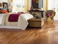 "FOUND OUR FLOORING!  Hand Sculpted Hickory Solid Hardwood Flooring 3/4"" x 4"" (16 sq.ft/ctn)"