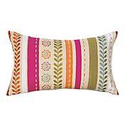 Poliéster almohada cubierta decorativo rayado... – USD $ 16.24