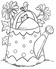 Coloring Pages: Happy Elf Embroidery Stitches, Embroidery Patterns, Hand Embroidery, Coloring Book Pages, Coloring Sheets, Digi Stamps, Coloring For Kids, Printable Coloring, Clipart
