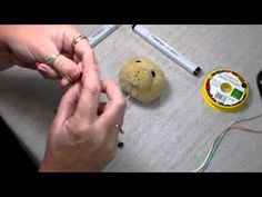 How to position teddy bears ears accurately - YouTube