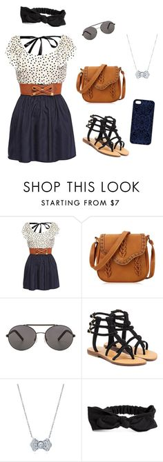 """Mini dress"" by amymg7 ❤ liked on Polyvore featuring Seafolly, Mystique, BERRICLE and Samantha Warren London"