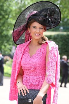 Ascot 2015: The Hats, Outfits And Moments You'll Want To See - A Racegoer At Ascot 2014 from InStyle.com
