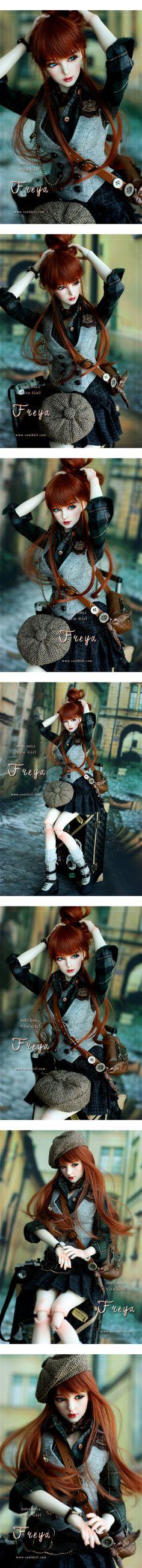 Souldoll Vito girl Freya More