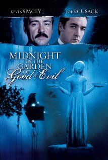 Midnight in the Garden of Good and Evil (1997)  A visiting city reporter's assignment suddenly revolves around the murder trial of a local millionaire, whom he befriends.