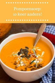 #pumpkin #soup #food