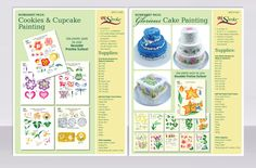 One stroke painting official web site for Donna Dewberry's products and guides