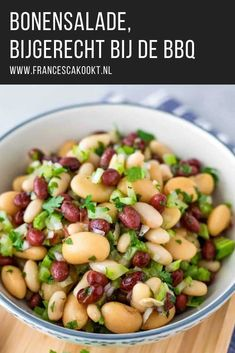 Side Dish Recipes, Side Dishes, Black Eyed Peas, Barbecue, Salads, Beans, Lunch, Vegetables, Cooking