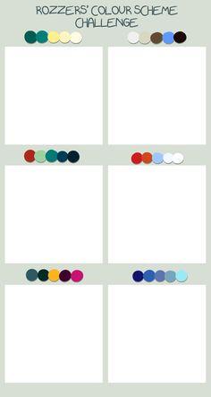 Colour Scheme Challenge by ~Rozzers on deviantART