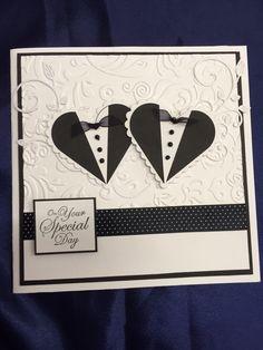 Same sex wedding card