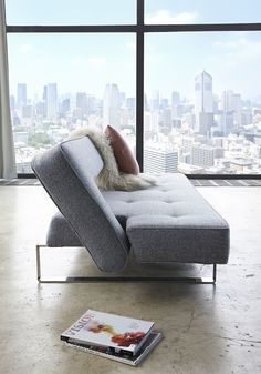 Puzzle Luxe Sovesofa - Køb sovesofaer online hos os Decor, Furniture, Home, Sofa, Sofa Bed, Chaise Lounge, Chaise, Couch, Lounge
